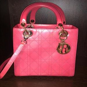 Lady Dior Medium Size Bag.PRICE IS FIRM❌
